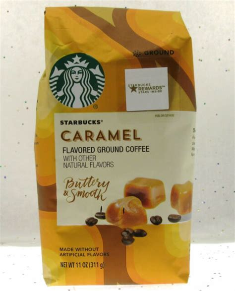 Learn how to craft this coffee classic at home with this simple recipe. Starbucks Natural Fusions Caramel Flavored Ground Coffee ...