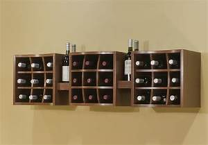 Types of beautiful wine racks for your home