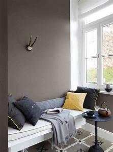 Graue Wandfarbe Wohnzimmer : absolutely smart graue wand perfekt schlafzimmer w nde streichen ideen beabsichtigt ~ Sanjose-hotels-ca.com Haus und Dekorationen