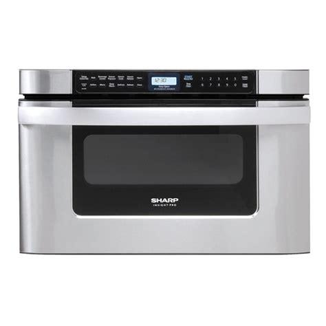 microwave drawer sharp jenn air wolf bosch ge monogram