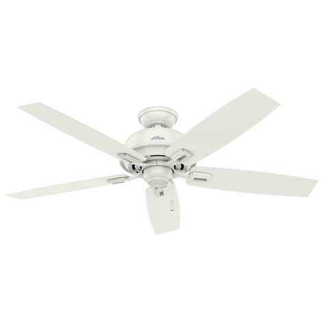 hunter mariner 52 in indoor outdoor white ceiling fan hunter donegan 52 in indoor outdoor fresh white ceiling