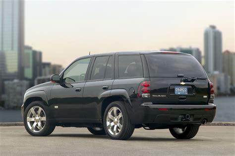 2008 Chevrolet Trailblazer Ss Photo 1 915