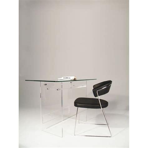 meuble bureau verre meubles bureau conforama fabulous le bureau pliable est