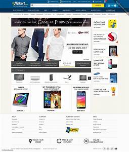 ecommerce website design flipkart 10