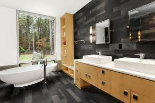 revetement sol salle de bain sur plancher bois salle de bain bois rev 234 tement de sol et mural imitation bois