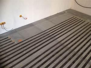 Plancher Chauffant Electrique : plancher chauffant electrique renovation plancher ~ Melissatoandfro.com Idées de Décoration