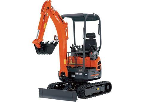 mini excavator diggermate