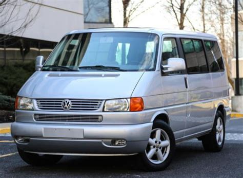 automotive repair manual 1994 volkswagen eurovan electronic valve timing buy used 2002 volkswagen eurovan 1 owner 7 passenger v6 dealer serviced 63k mi carfax in