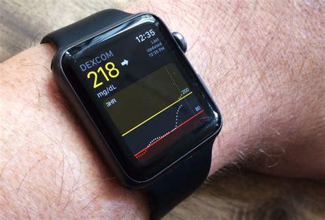 apple      glucose monitor  diabetes