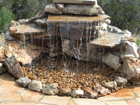 build a water feature water features