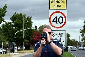 Slow down: school zone speed limits back in force | The ...