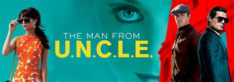 The Man From U.n.c.l.e. Story