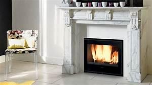 Panier à Pellets Pour Cheminées Et Foyers : cheminee bois avec insert ~ Dailycaller-alerts.com Idées de Décoration