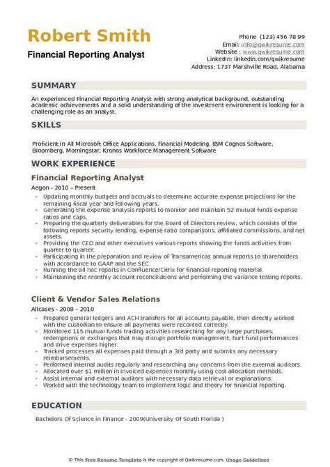 Financial Reporting Analyst Resume Samples  Qwikresume. Noc Letter Format For Job Change Template. Medical Assistant Resume Examples Template. Fake Report Card Template. Visitor Sign In Sheets Template. Free Printable Graduation Invitation Templates. Patient Release Form Template. Role Of A Sales Assistant Template. Moving Inventory List Template Picture