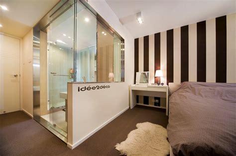 salle de dans chambre salle de bain dans chambre
