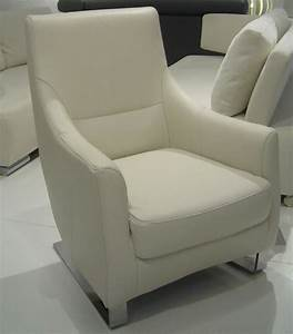 Fauteuil Cuir Design : buddy fauteuil design cuir ou tissu ~ Melissatoandfro.com Idées de Décoration