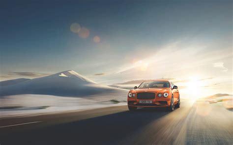 Bentley Flying Spur W12 S 2017 Wallpaper