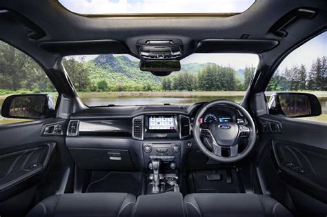2019 Ford Interior by 2019 Ford Everest On Sale In Australia In September From