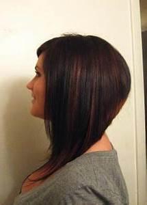 Dramatic long a-line bob | Hair | Pinterest