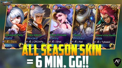 Best Team Composition Ever Ft. All Season Skin! Mobile