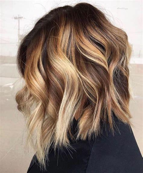 Medium Hair Colors by 10 Creative Hair Color Ideas For Medium Length Hair