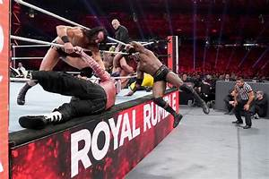 Men's Royal Rumble 2019 Match Time and Statistics ...