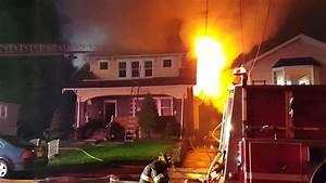 House Fire With Full Evacuation  U0026 Evac Tones