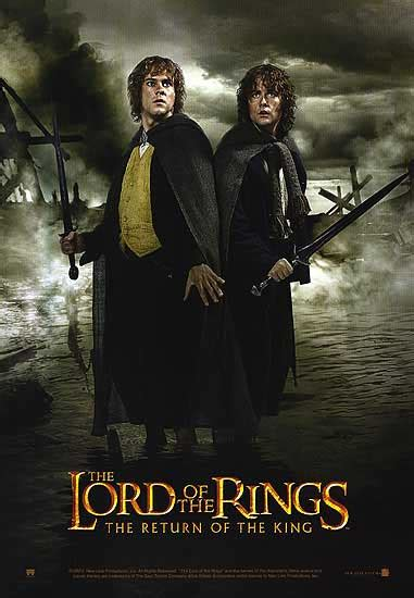 Lord Of The Rings The Return Of The King Movie Posters At