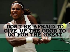 Venus Williams Tennis Quotes. QuotesGram