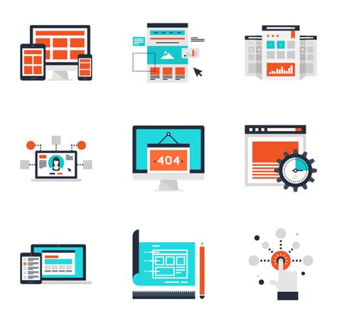 Web Development Icons  749 Free Vector Icons