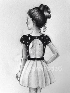 tumblr hipster girl drawing - Google Search | dibujos ...