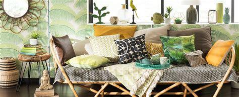papier peint cuisine jungle la décoration à l 39 esprit tropical décoration et architecture d 39 intérieur home
