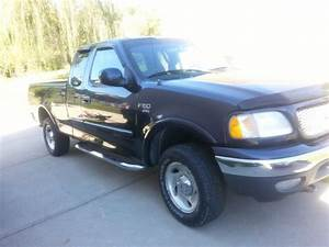 Find Used 2000 Ford F150 Xlt 5 4l Triton V8 Extended Cab