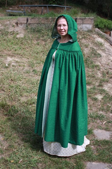 how to make a cloak with making a regency cloak tea in a teacup