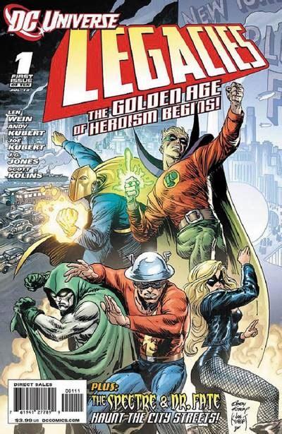 dc universe legacies n 176 1 dc comics guia dos quadrinhos