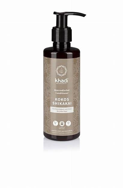 Conditioner Shikakai Khadi Kokos Shampoo Ml 200ml
