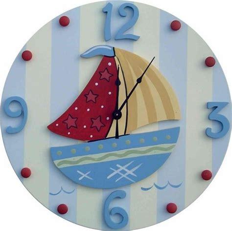 nautical sailboat wall clock and decor at and