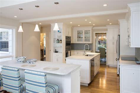 cuisine plan de travail marbre et decoration