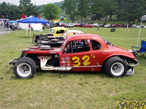 New England Antique Racers