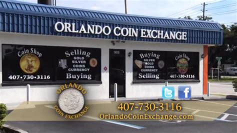 coin stores coin dealers and coin shops in orlando florida