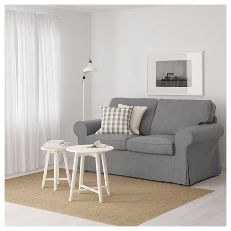 Sofa Weiß Ikea by Furniture Comfortable Ikea Ektorp Sofa For Your Living