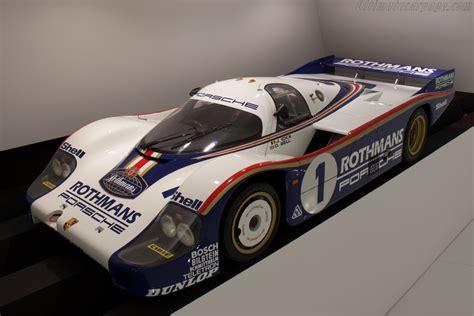 Porsche 956 (Chassis 956-002 - Porsche Museum Visit) High ...