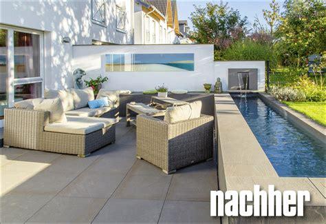 Terrasse Vorher Nachher by Vorher Nachher G 228 Rten