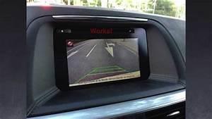 Mazda Cx 5 2015 2016 Install Rear Camera