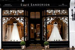 Ellie sanderson bridal boutique hummingbird card company for Wedding dress boutique