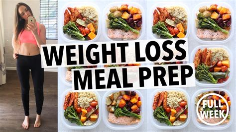 meal prep ideas  weight loss body care