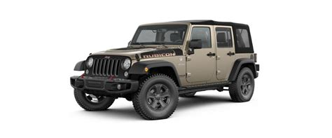 army jeep 2017 breaking news the 2017 wrangler rubicon recon edition is