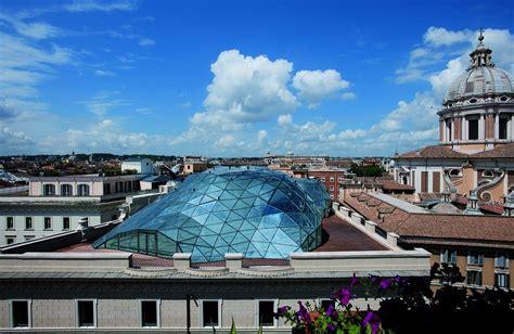 hotel la cupola roma top arquitetto la cupola di fuksas a roma spazi di lusso