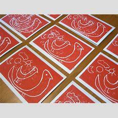 Printmaking!  Art For Kids
