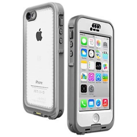 lifeproof cases for iphone 5c lifeproof lifeproof nuud iphone 5c case white from Lifep